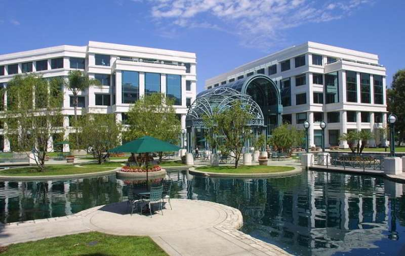 Santa Monica Business Address - Building Location