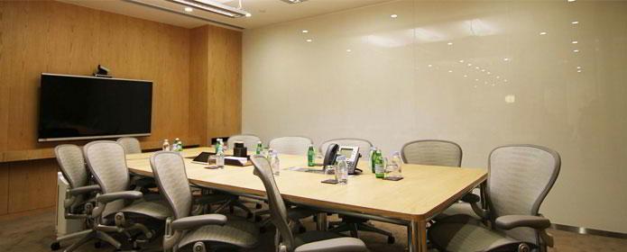 Stylish Hong Kong Meeting Room