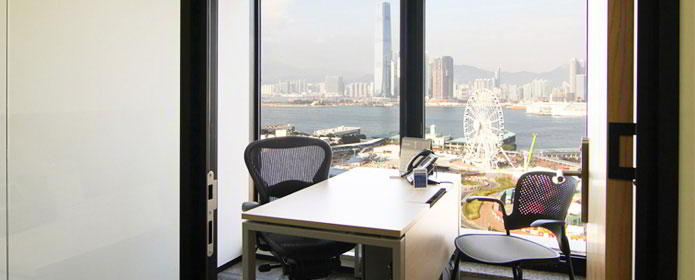 Hong Kong Temporary Private Office or Meeting Room