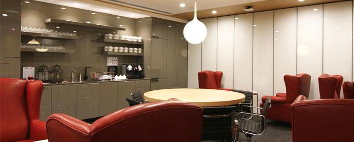 Break Room - Kitchen Area - Hong Kong Virtual Office