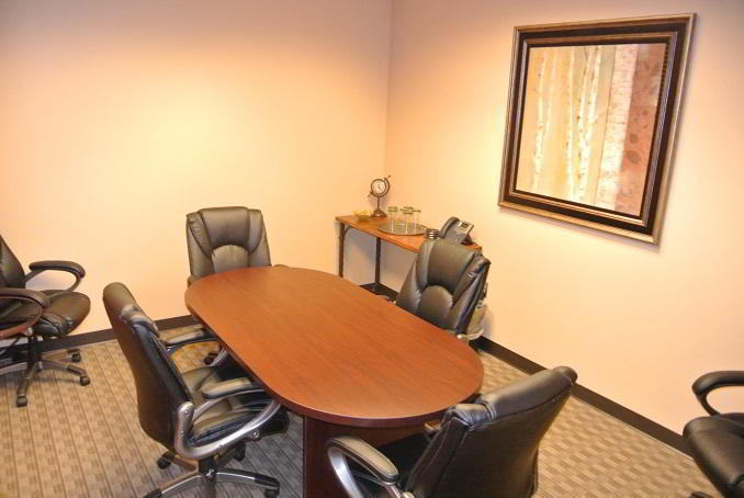Orlando Virtual Office Space - Comfortable Commons Area