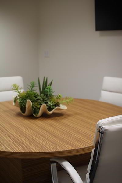 Stylish Riverside Meeting Room