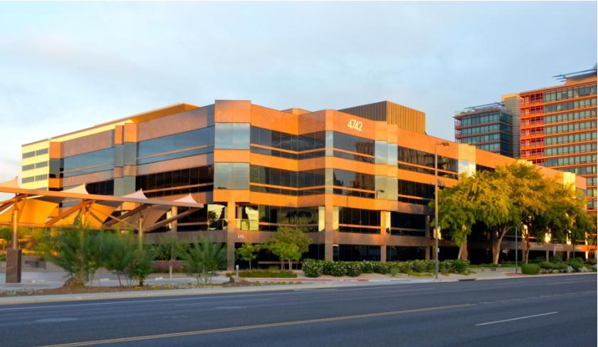 Phoenix Business Address - Building Location