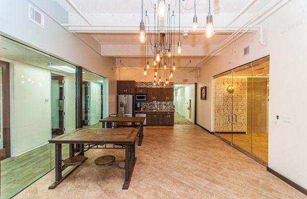 Break Area in Miami Virtual Office Space