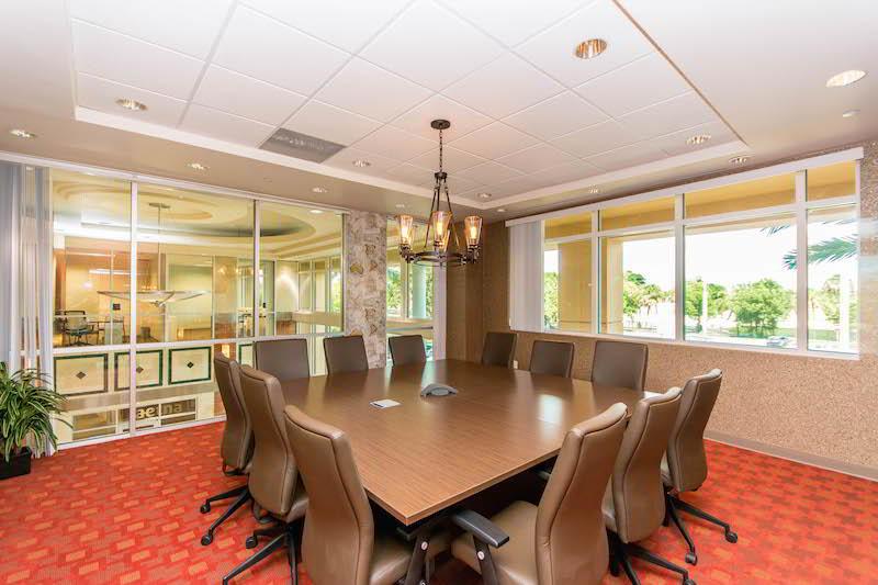 Stylish Doral Meeting Room