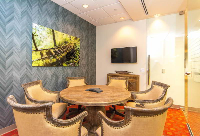 Turnkey Doral Conference Room