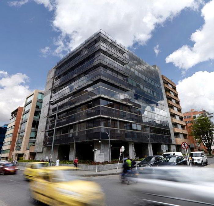 Bogota Business Address - Building Location