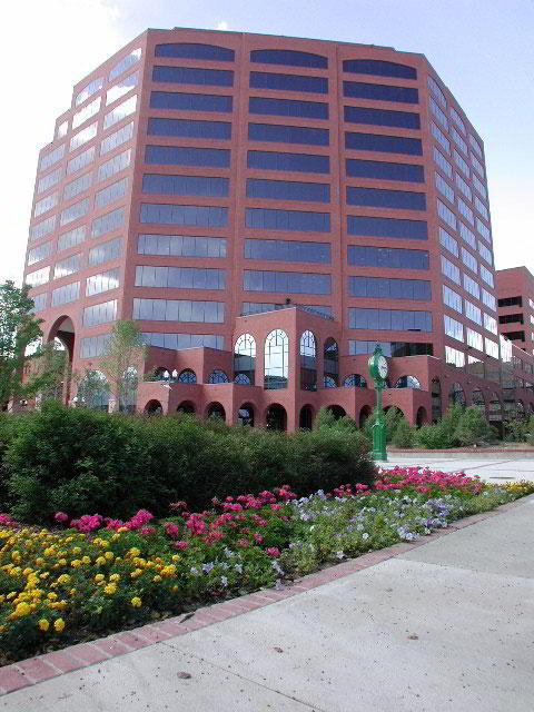 Colorado Springs Business Address - Building Location