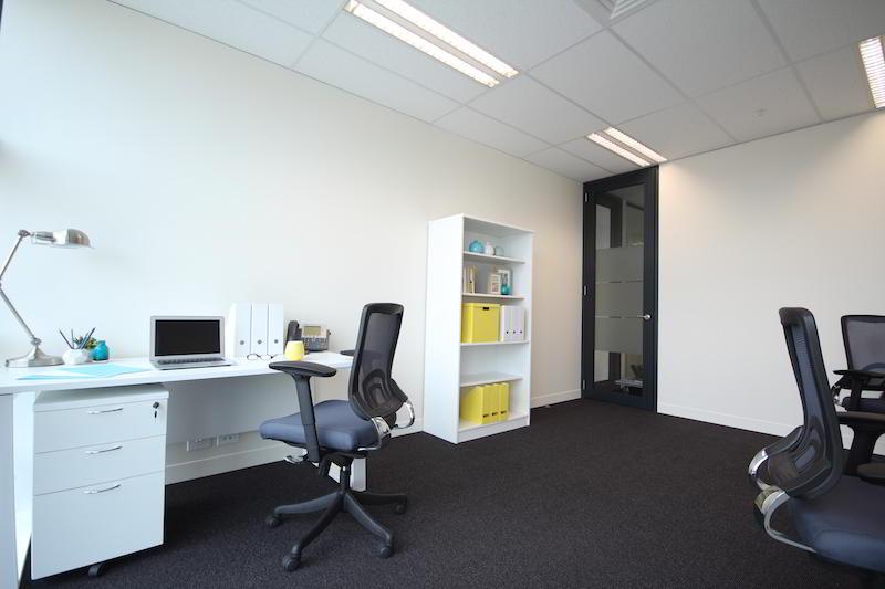 Preston Busines Address - Lounge Area