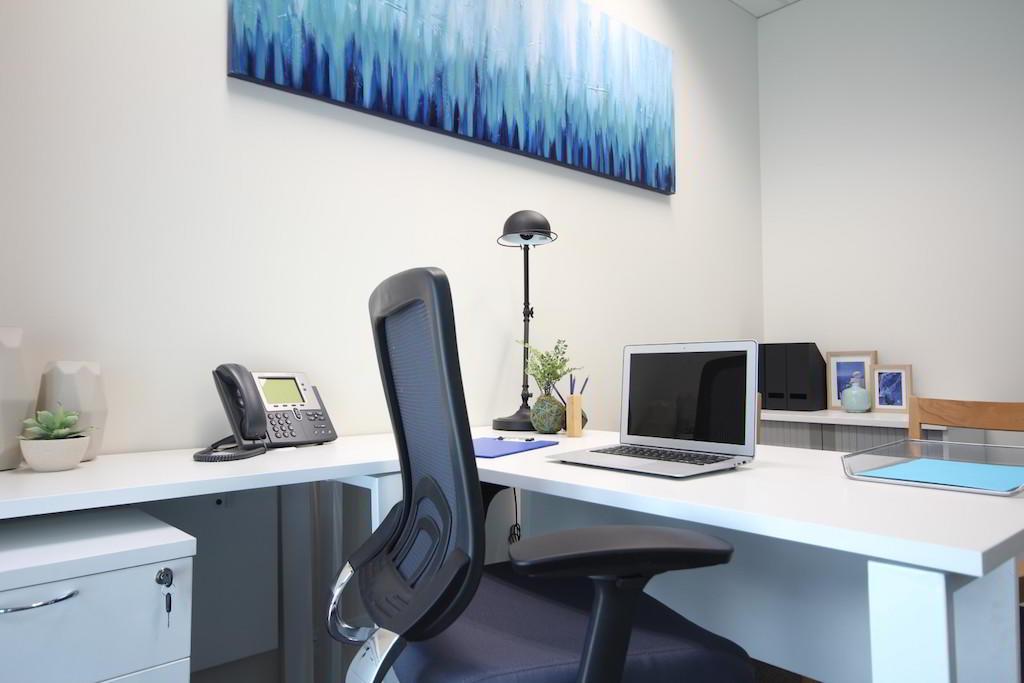 Temporary Preston Office - Meeting Room