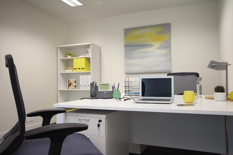 Preston Temporary Private Office or Meeting Room