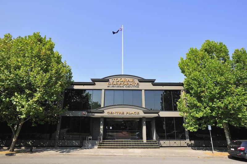 Malvern Business Address - Building Location