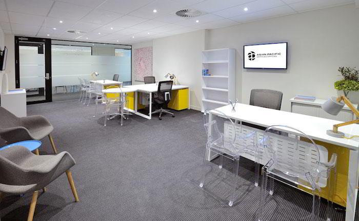 Frankston Virtual Office Address - Lounge Commons Area