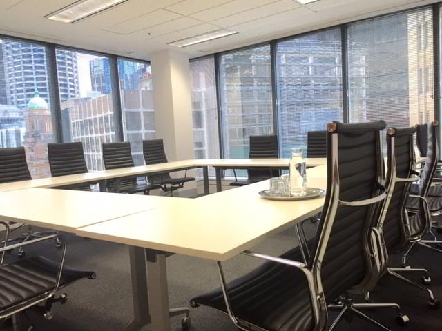 Stylish Sydney Meeting Room