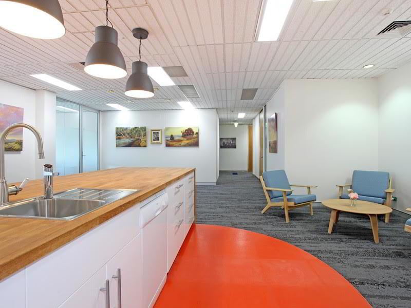 Break Area in Edgecliff Virtual Office
