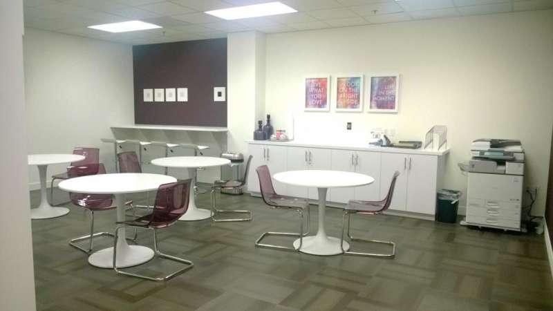 Break Area in La Mirada Virtual Office