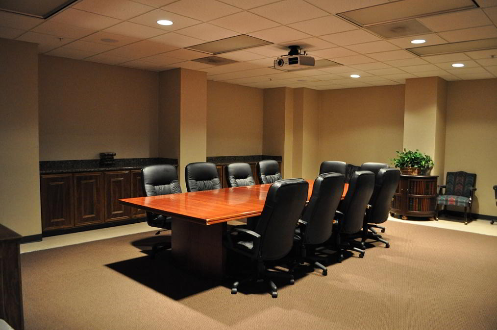 Turnkey Houston Conference Room