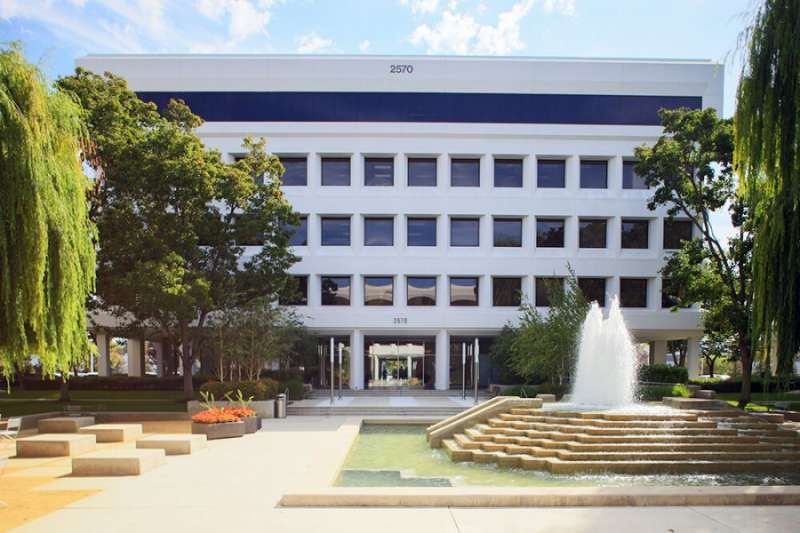 Silicon Valley Center San Jose Business Address Building Location