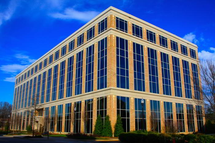 Alpharetta Virtual Office Building