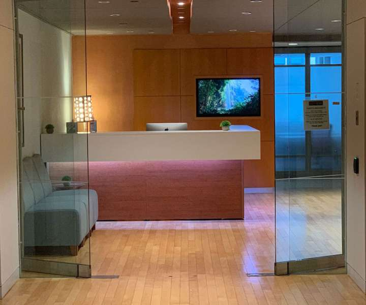 Receptionist Lobby - Virtual Offices in New York
