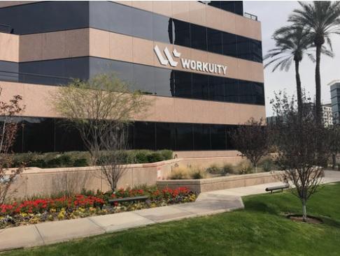 Phoenix Business Address - Building Location