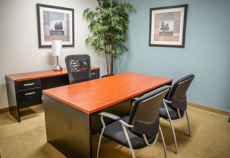 Temporary Torrance Office - Meeting Room