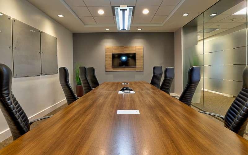 Stylish Ft. Lauderdale Meeting Room