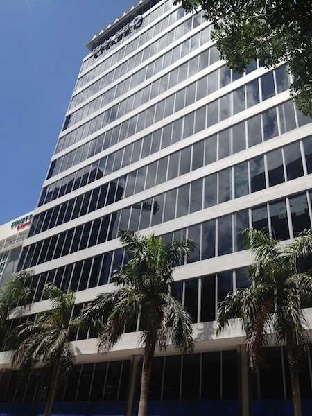 Miami Virtual Office Address Location