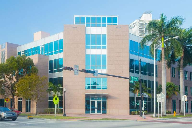 Miami Beach  Business Address - Building Location