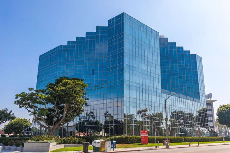 Long Beach Business Address - Building Location