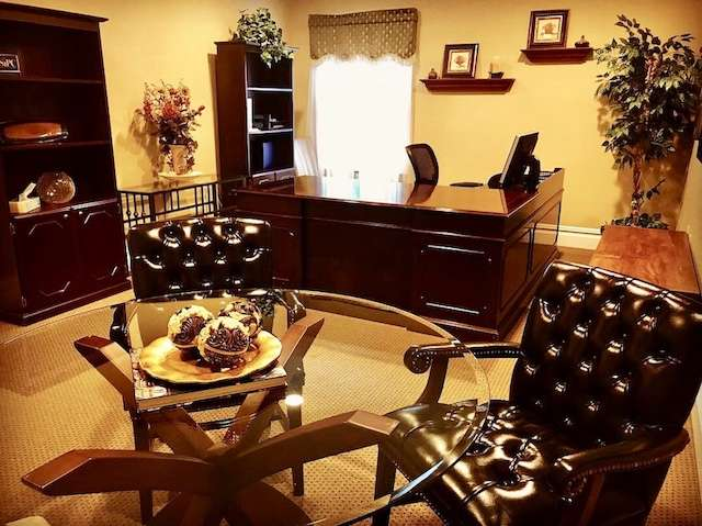 Receptionist Lobby - Virtual Offices in Middletown