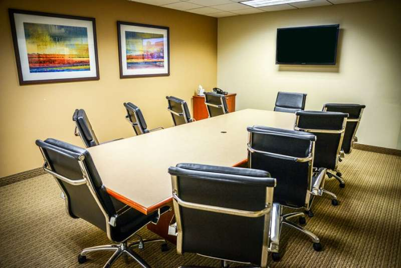 Stylish Century City Meeting Room