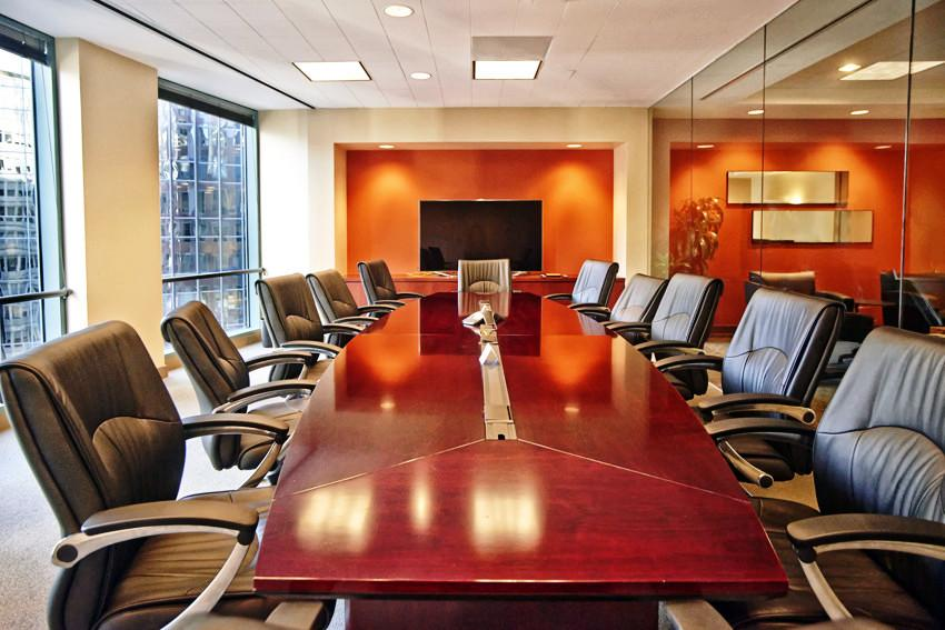 Stylish San Francisco Meeting Room