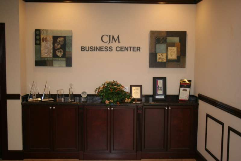 Receptionist and Mail Area - Boca Raton Virtual Office
