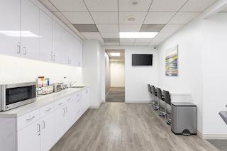 Break Room - Kitchen Area - Manhattan Beach Virtual Office