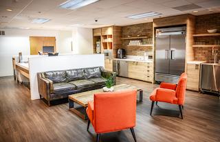 Break Area in Santa Monica Virtual Office