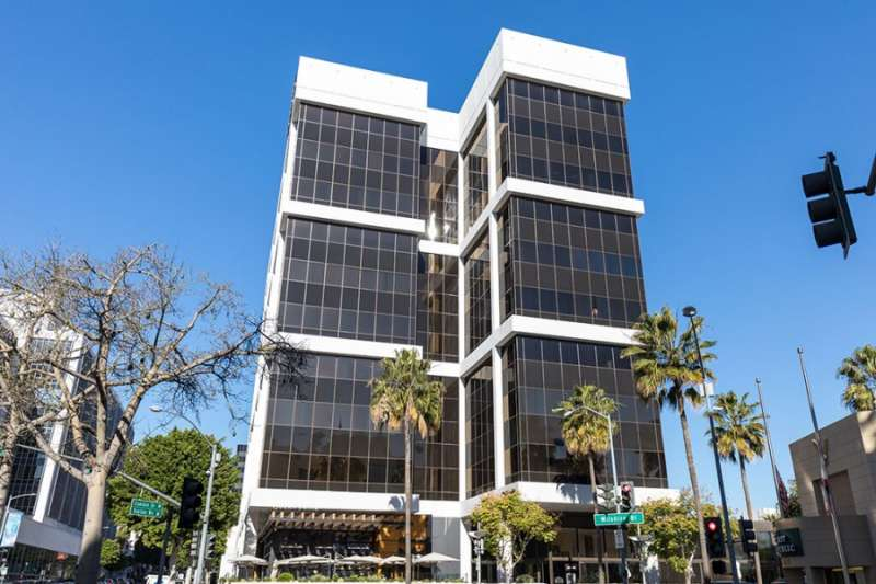 Beverly Hills Business Address - Building Location
