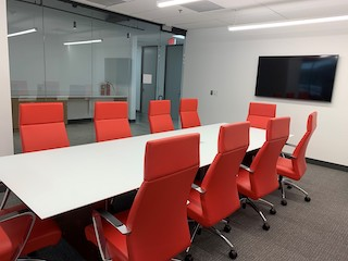 Turnkey Plano Conference Room