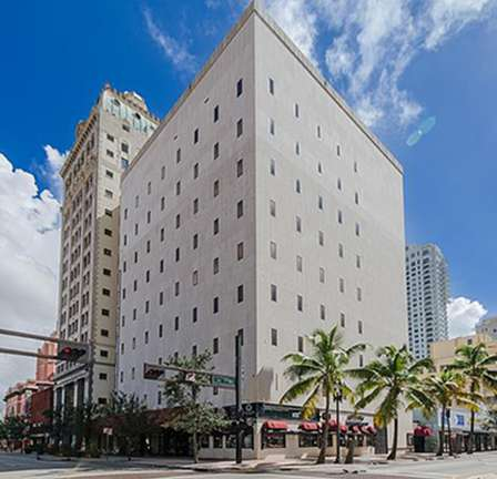 Miami Business Address - Building Location