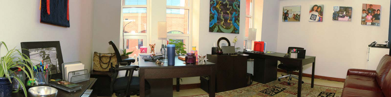 Temporary Santa Monica Office - Meeting Room
