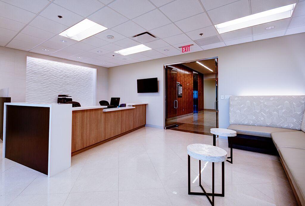 Mckinney Live Receptionist and Business Address Lobby