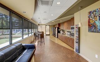 Break Room - Kitchen Area - Anaheim Hills Virtual Office