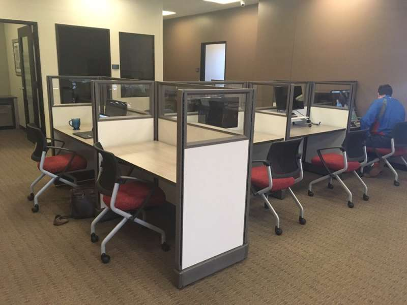Walnut Creek Virtual Office Space - Comfortable Commons Area