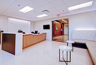 Receptionist Lobby - Virtual Offices in Mckinney