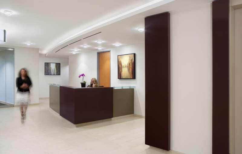 Receptionist Lobby - Virtual Offices in Arlington