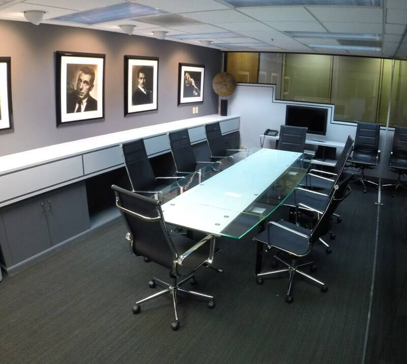 Stylish Beverly Hills Meeting Room