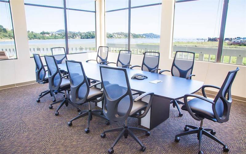 Turnkey Mill Valley Conference Room