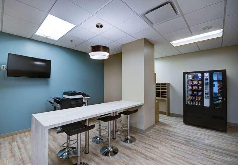 Break Room - Kitchen Area - Mckinney Virtual Office