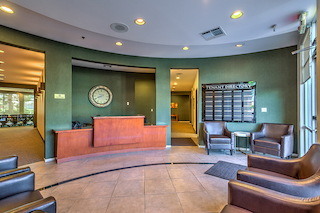 Receptionist Lobby - Virtual Offices in Henderson