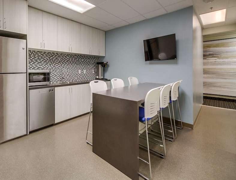 Break Room - Kitchen Area - Encino Virtual Office